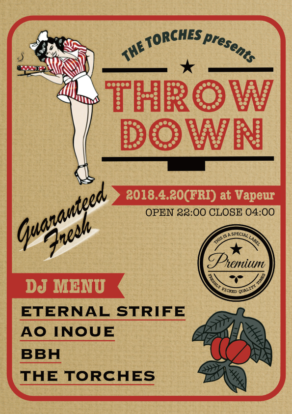 THROWDOWN20180420
